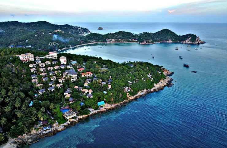 EXTERIOR_BUILDING พินนาเคิล เกาะเต่า รีสอร์ท