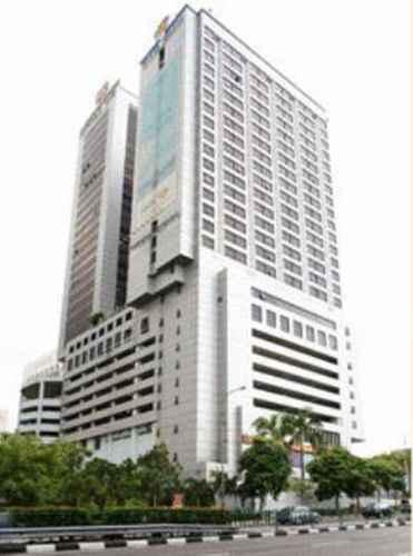 EXTERIOR_BUILDING Hotel Selesa Johor Bahru