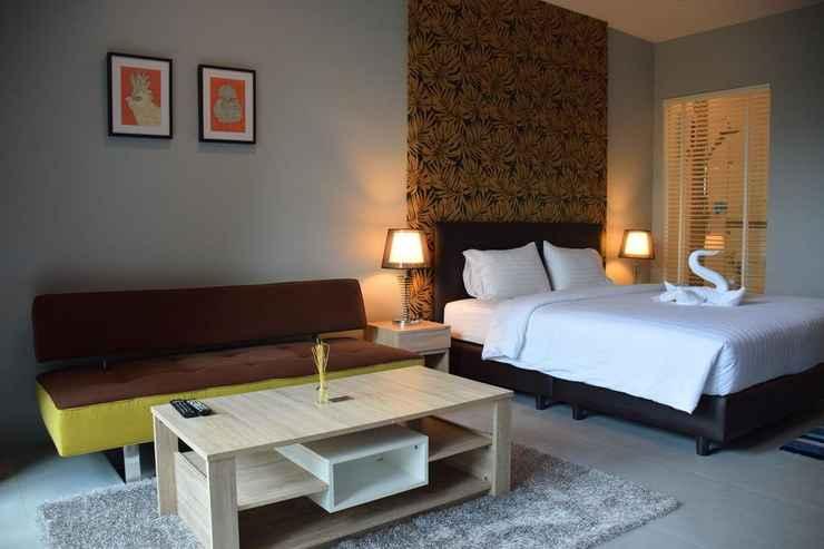 BEDROOM Baan Rawee Apartment