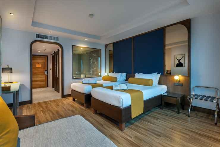 EXTERIOR_BUILDING Bangkok Cha-Da Hotel