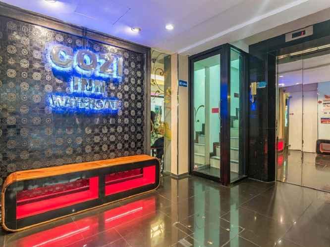 EXTERIOR_BUILDING Cozi Inn Hotel