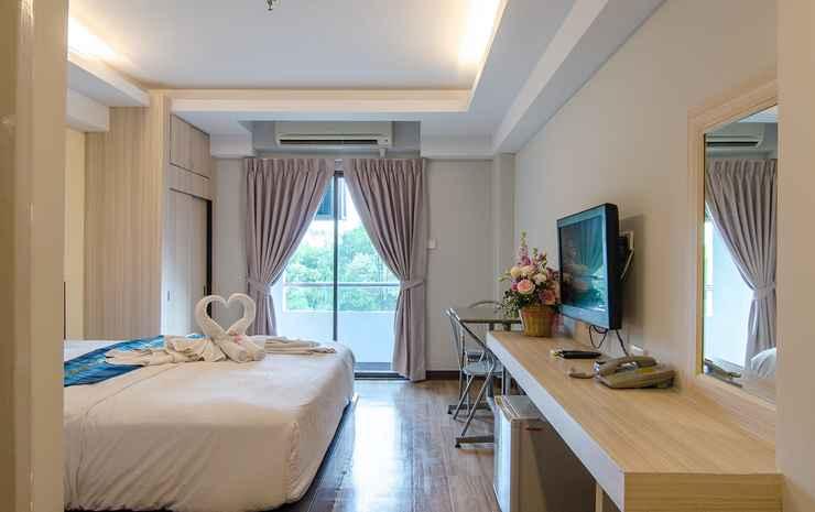 Tara Lake Hotel Bangkok - Deluxe Twin Room with breakfast
