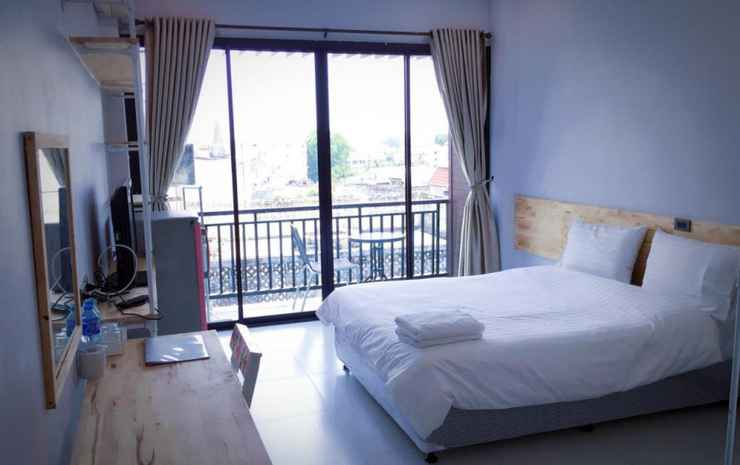 Rinrada Loft Resident Chiang Mai - Twin Loft Room with Balcony