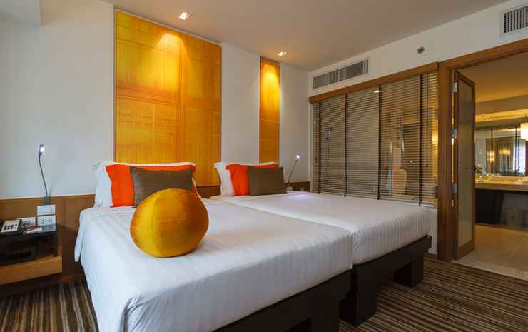 Dusit D2 Chiang Mai Chiang Mai - Studio suite Twin Bed - DBAR with Breakfast