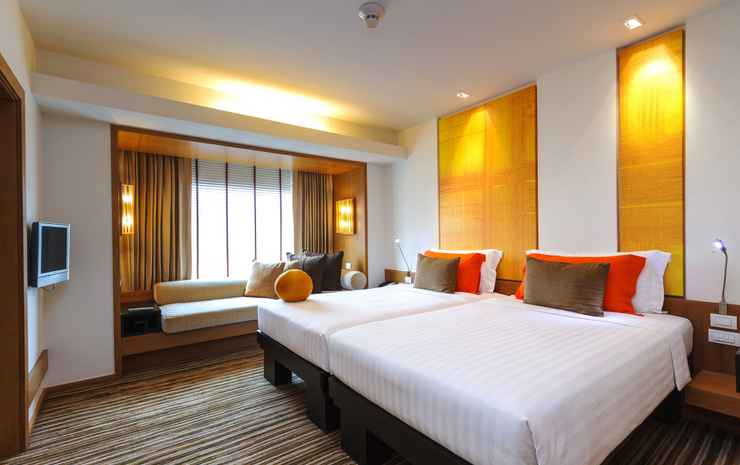 Dusit D2 Chiang Mai Chiang Mai - Studio suite Twin Bed - DBAR Room Only