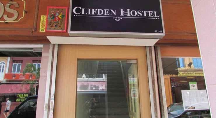 EXTERIOR_BUILDING Clifden Hostel