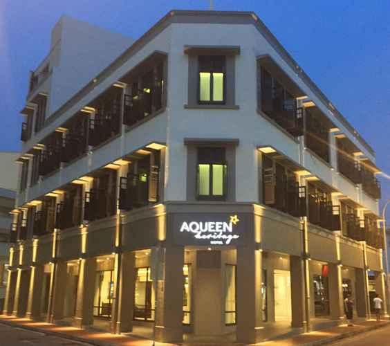 EXTERIOR_BUILDING Aqueen Heritage Hotel Joo Chiat