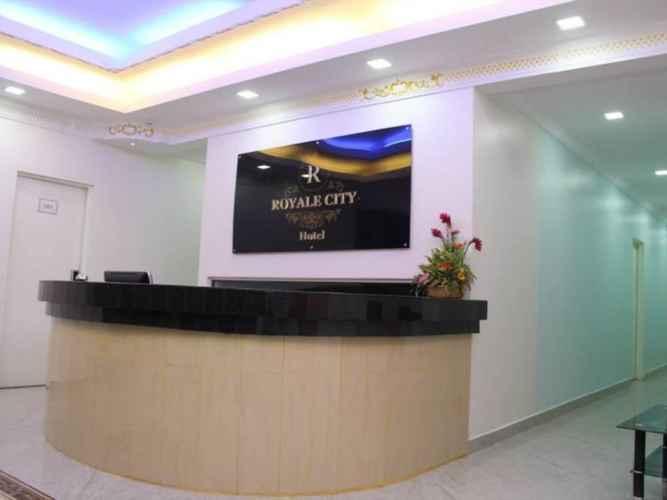 LOBBY Royale City Hotel Sepang