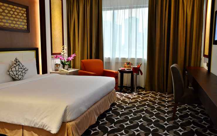 Corus Hotel Kuala Lumpur Kuala Lumpur - Executive King Room with Breakfast