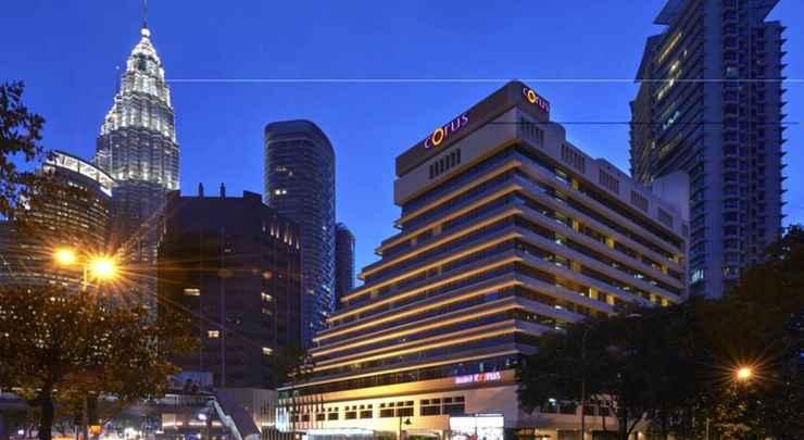 EXTERIOR_BUILDING Corus Hotel Kuala Lumpur
