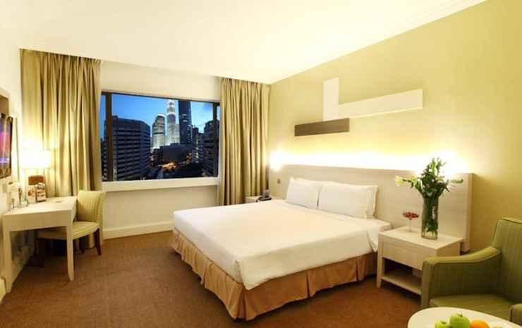 Corus Hotel Kuala Lumpur Kuala Lumpur - Deluxe King Room with Breakfast