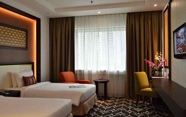 Corus Hotel Kuala Lumpur Kuala Lumpur - Executive Twin Room with Breakfast