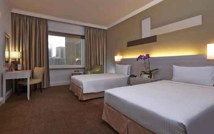 Corus Hotel Kuala Lumpur Kuala Lumpur - Deluxe Twin Room Only