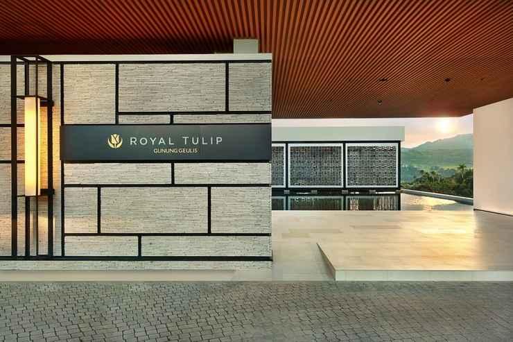 EXTERIOR_BUILDING Royal Tulip Gunung Geulis Resort and Golf