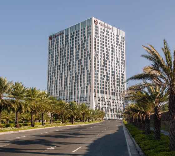 EXTERIOR_BUILDING Crimson Hotel Filinvest City Manila
