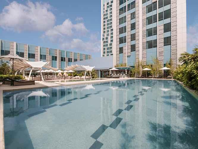 SWIMMING_POOL Crimson Hotel Filinvest City Manila