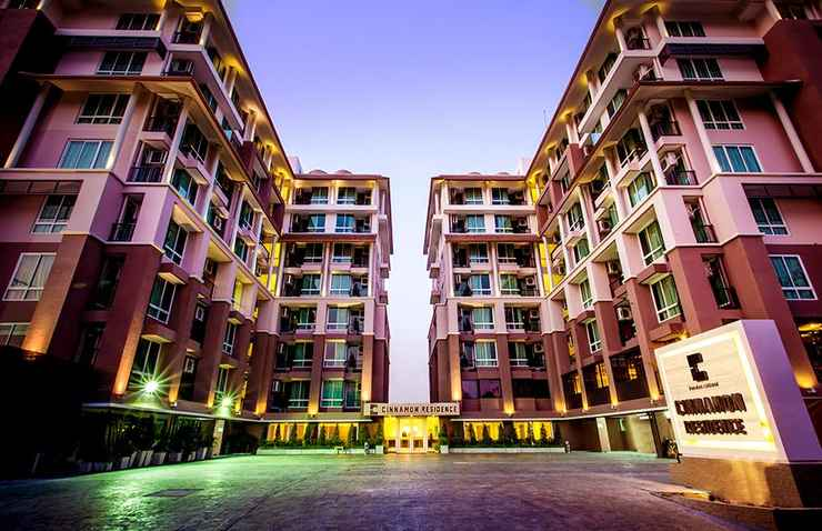 EXTERIOR_BUILDING Cinnamon Residence