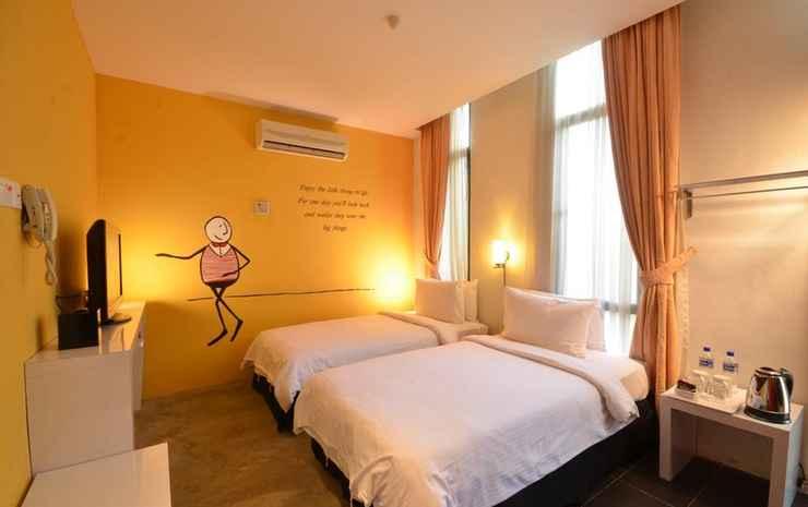 Zoom Inn Boutique Hotel Danga Bay Johor -