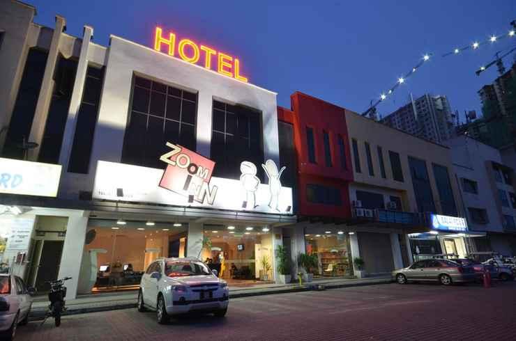 EXTERIOR_BUILDING Zoom Inn Boutique Hotel Danga Bay