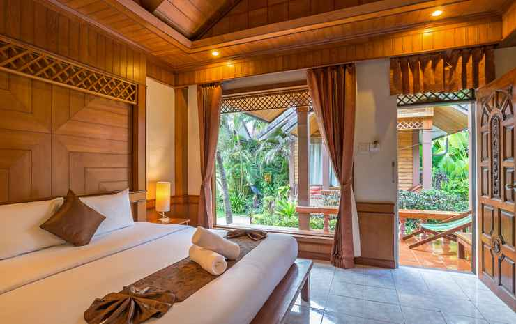 Lanta Miami Resort Krabi - Bungalow Deluks