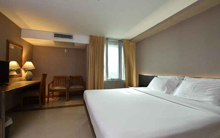 Bangkok City Suite Hotel Bangkok - Deluxe King Size Bed Room with breakfast
