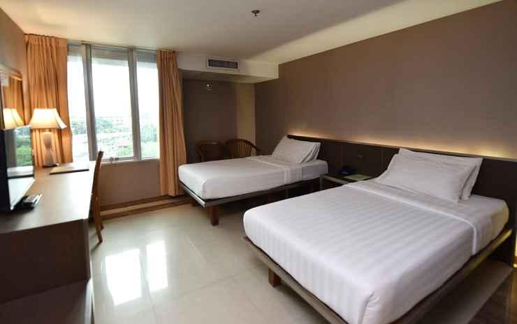 Bangkok City Suite Hotel Bangkok - Deluxe Twin with Breakfast