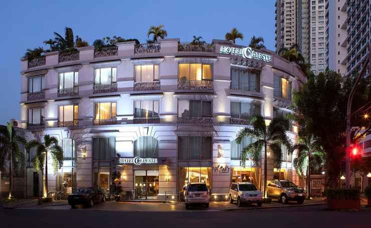 EXTERIOR_BUILDING Hotel Celeste
