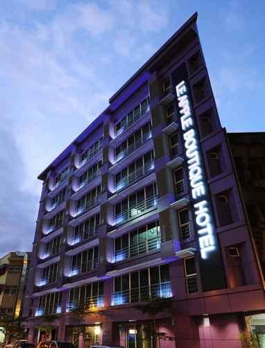 EXTERIOR_BUILDING Le Apple Boutique Hotel Bukit Bintang