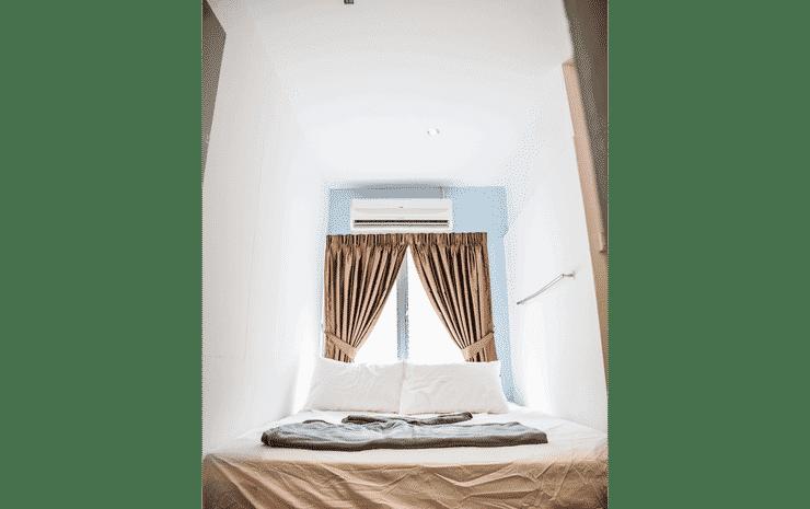 Drop Inn Lodge Kuala Lumpur - The Special Double - Shared Bathroom