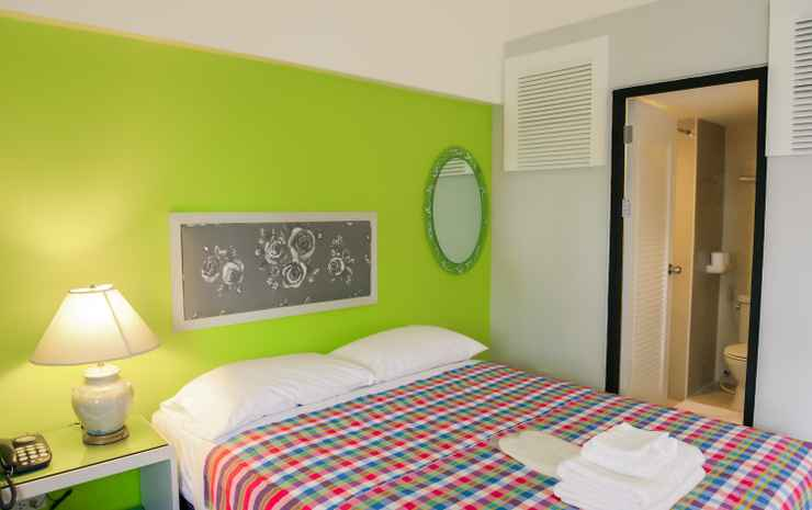 A-2 House Bangkok - Deluxe Triple Room Only