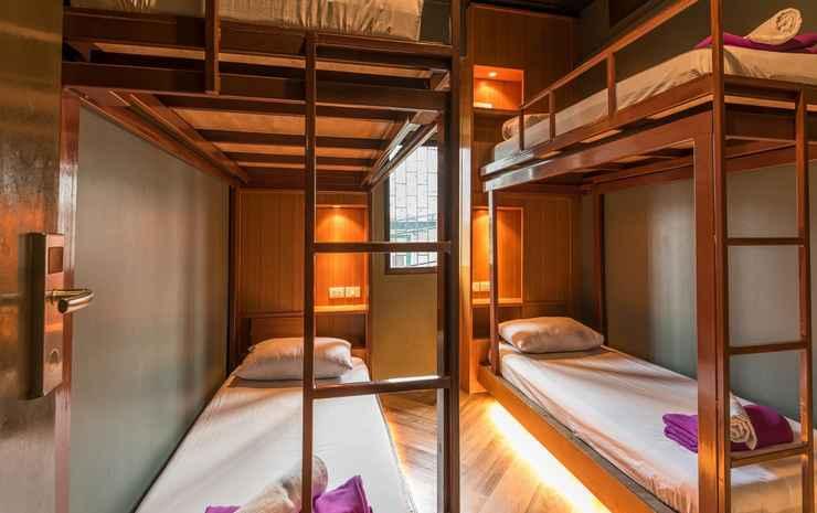 Loftel 22 hostel Bangkok - Family Room Shared Bathroom - Room Only NR