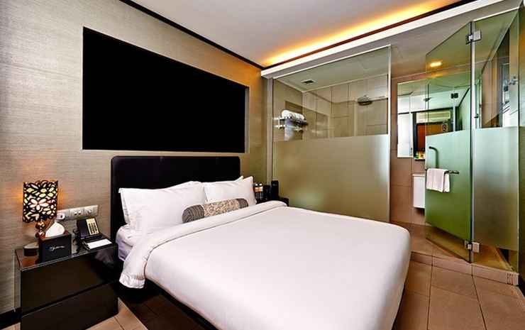 The Southbridge Hotel Singapore - Deluxe Queen Room