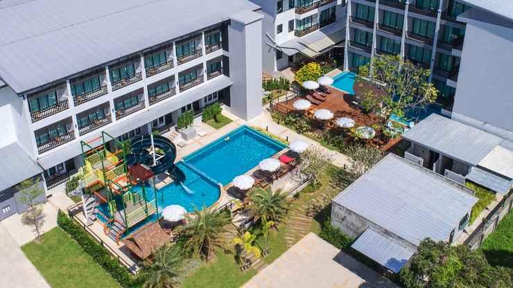 SWIMMING_POOL Aonang Viva Resort