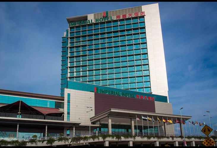EXTERIOR_BUILDING Imperial Hotel Kuching
