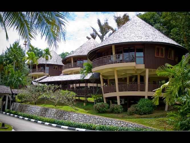 EXTERIOR_BUILDING Damai Beach Resort