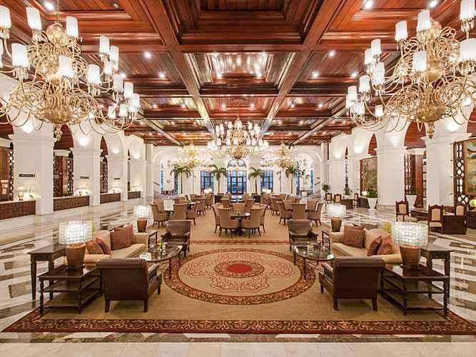 LOBBY The Manila Hotel