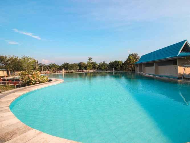 SWIMMING_POOL OYO 1153 Tiga Dara Hotel & Resort Syariah