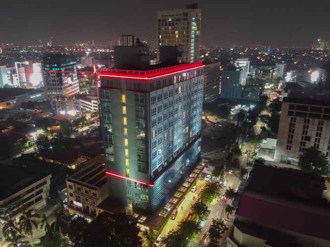 EXTERIOR_BUILDING Hotel Aria Centra Surabaya