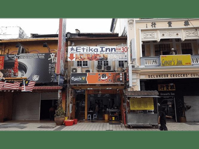 EXTERIOR_BUILDING Etika Inn