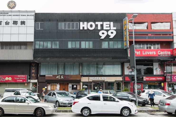 EXTERIOR_BUILDING Hotel 99 SS2 Petaling Jaya