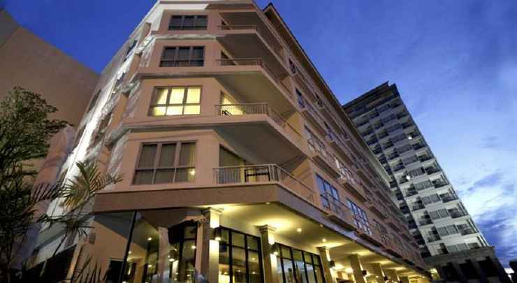 EXTERIOR_BUILDING Kantary Hotel and Serviced Apartments, Ayutthaya