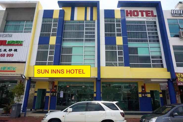 EXTERIOR_BUILDING Sun Inns Hotel Laksamana