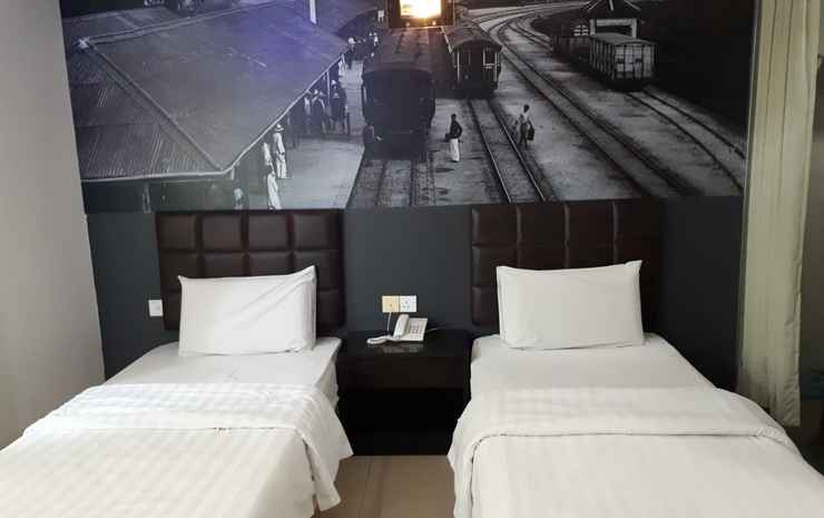 De Nice Inn Kuala Lumpur Kuala Lumpur - Superior Twin Room