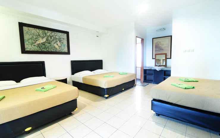 Villa de Rossa Bandung - Family Deluxe Akomodasi