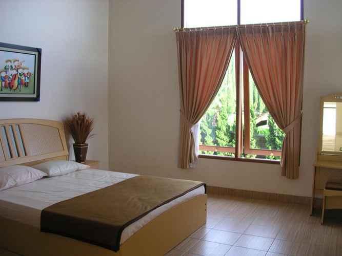 BEDROOM Villa Sophia Cimacan Puncak