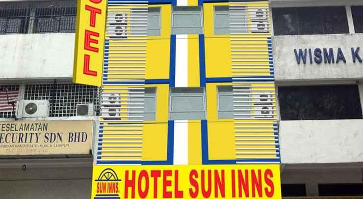 EXTERIOR_BUILDING Sun Inns Hotel Sentral Brickfields