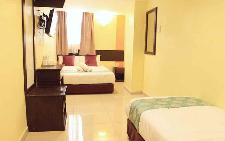 Sun Inns Hotel Sentral Brickfields Kuala Lumpur - Family 3 with Window