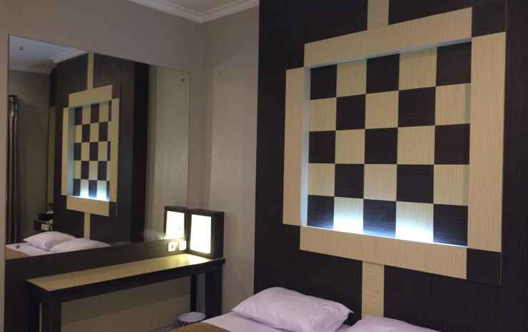 Hotel Yuli Jambi - Business Double Bed