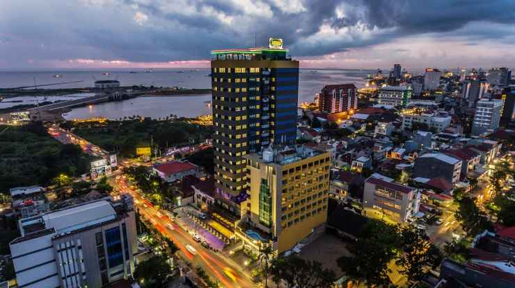 EXTERIOR_BUILDING Arthama Hotel Makassar
