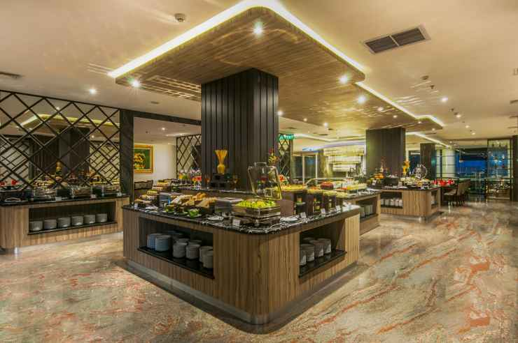 RESTAURANT Arthama Hotel Makassar